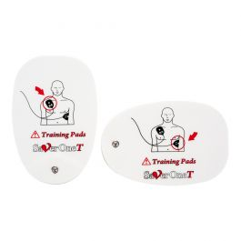 Cardio Saver Saver One AED trainingselektroden