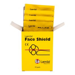 Laerdal Face Shield beademingsdoekjes