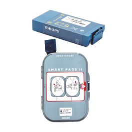Philips Heartstart FRx batterij en elektrode set