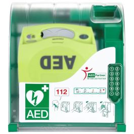 zoll aed plus in Aivia 210 buitenkast