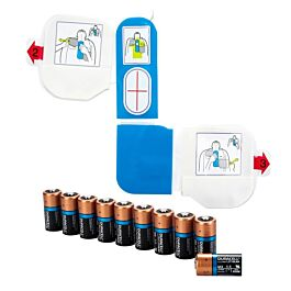 Zoll AED Plus CPR-D Padz en batterijen set